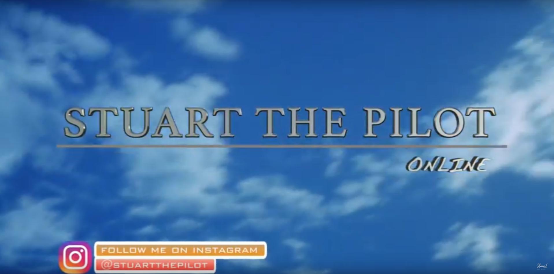 Stuart the Pilot YouTube channel