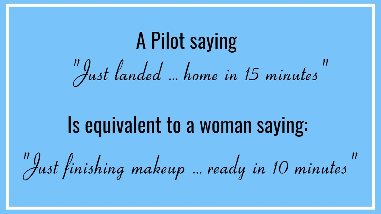 Aviation quotes pilots will recognise