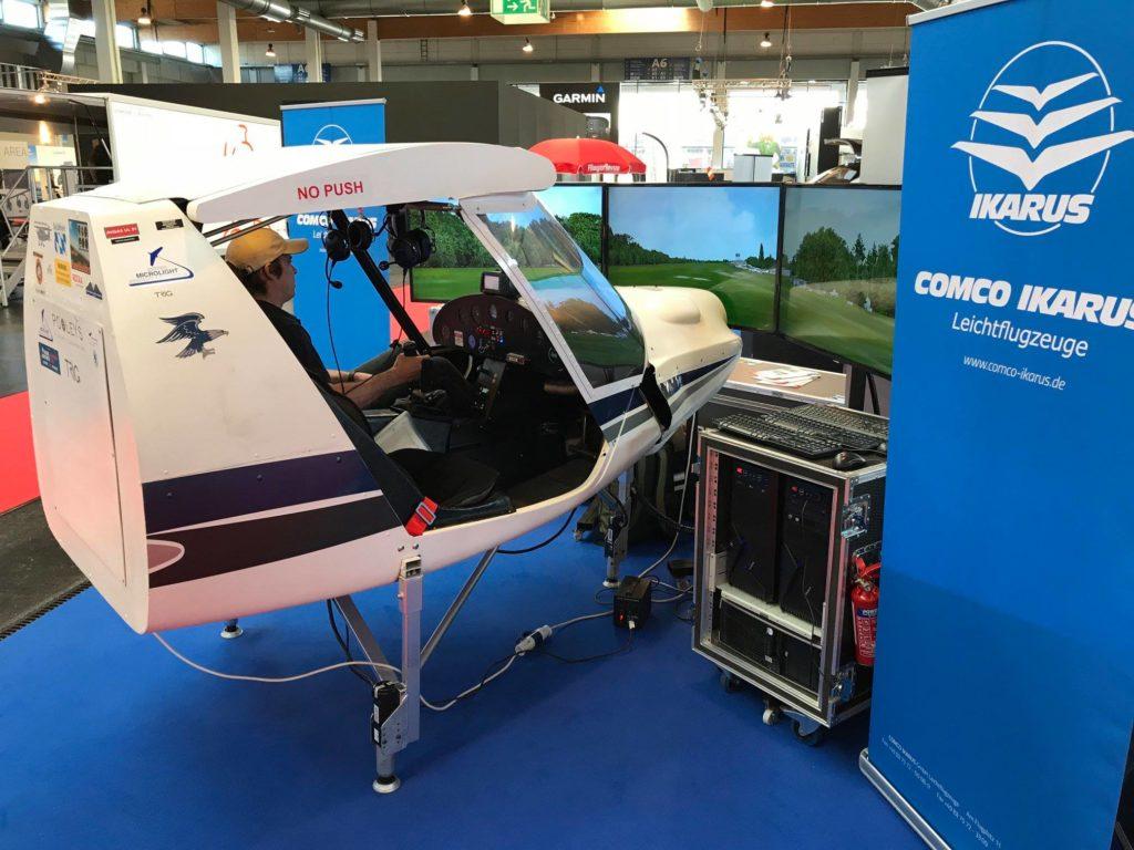 Flight Simulator AirBourne Aviation