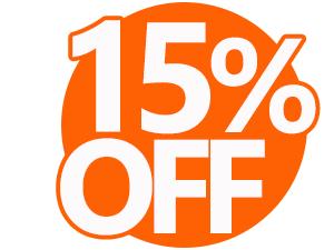 15% discount2 - AirBourne Aviation