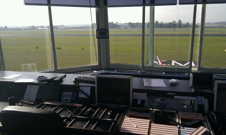 Kemble air traffic control