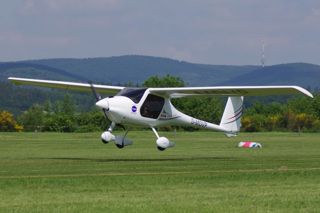 Pipestrel microlight