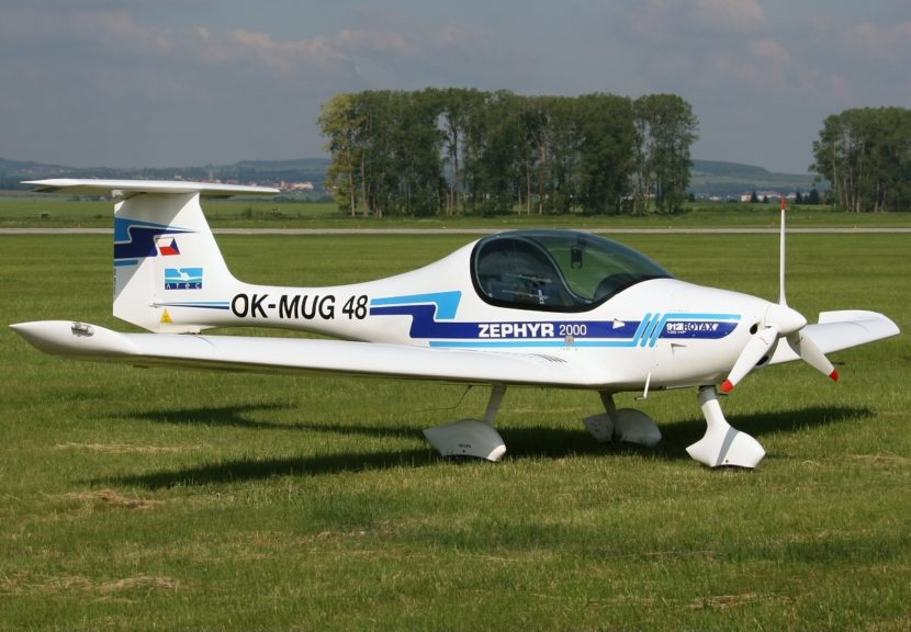 Zephyr 2000 Microlight