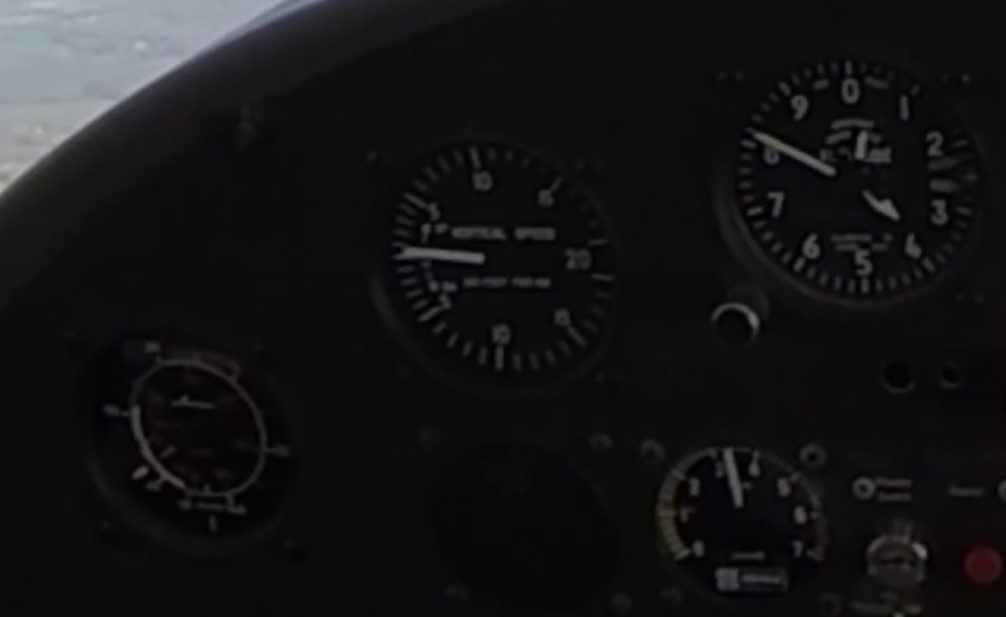 Slow flight practice