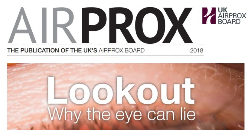 airprox magazine 2018