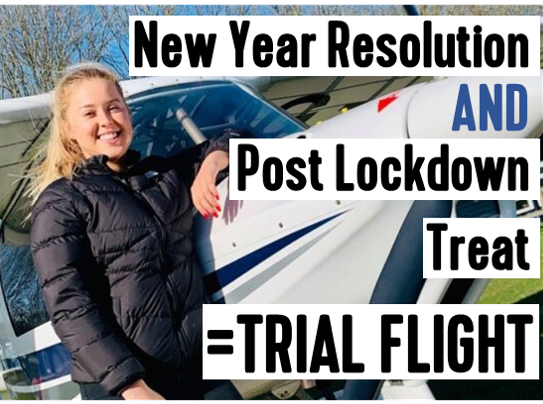 Post Lockdown Trial Flying Lesson
