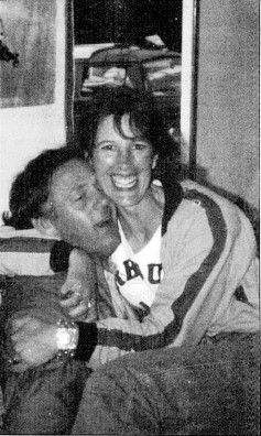 Paula Smith and Geoff Ball