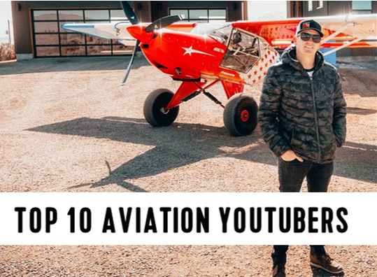 Top 10 Aviation YouTubers